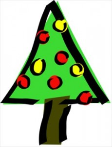 christmas-tree-bold-simple